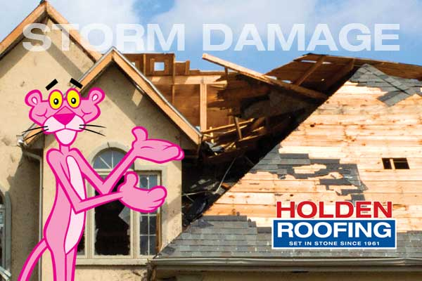 Roofing San Antonio - SAN ANTONIO STORM DAMAGE ROOF REPAIR
